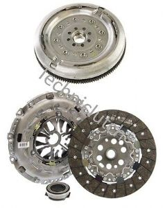 DUAL MASS FLYWHEEL DMF & COMPLETE CLUTCH KIT SKODA SUPERB 3T & OCTAVIA 1Z3 / 1Z5